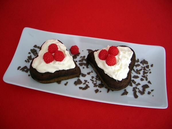 Receta brownies 1