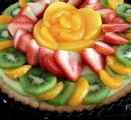 gateau de frutas