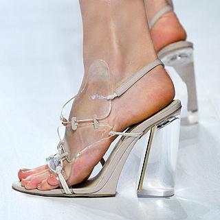 viste tus pies a la moda