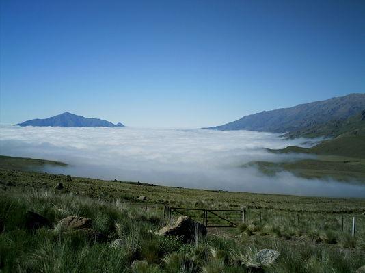 Tafí del Valle y la vida de estancia 1