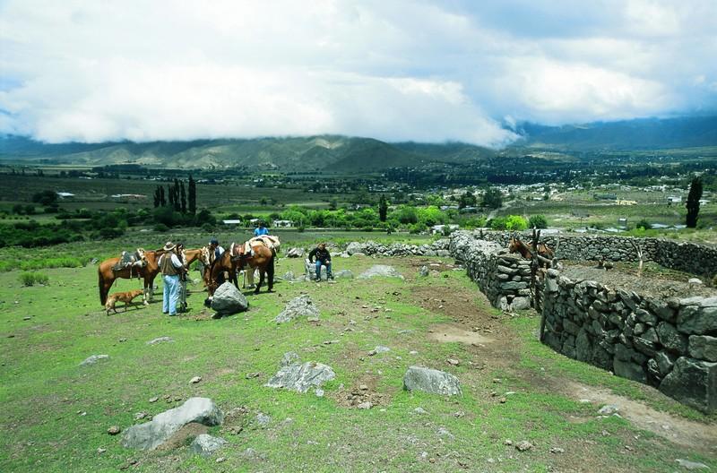 Tafí del Valle y la vida de estancia 2