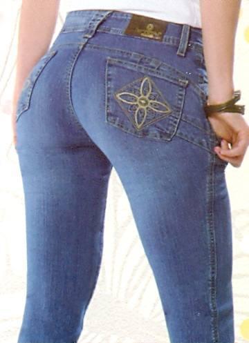 Jeans Magic Pomp