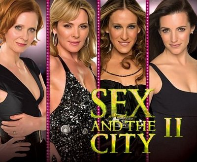 estreno sex and the cuty 2
