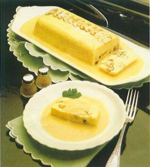 pastel de champiñon y salmon