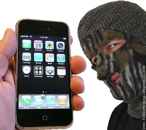 Ataques al iPhone revela contraseñas en seis minutos