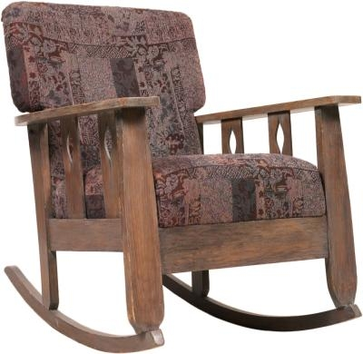Cómo recuperar una silla oscilante