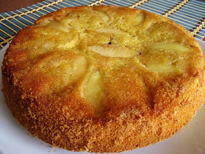 Torta de Manzanas, Receta Argentina, Torta, Manzanas.