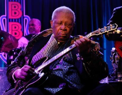 Elementos musicales de la música Blues