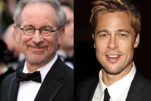 Spielberg y Pitt