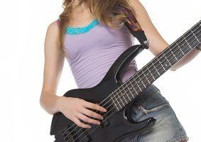 Los instrumentos usados en la música pop