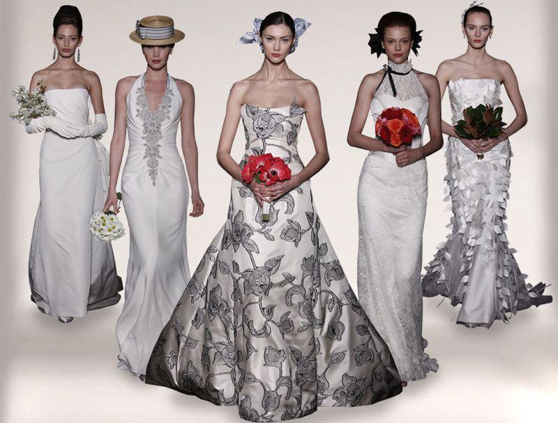▷ vestido de novia con colores ⋆ iorigen