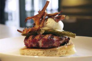 La última tendencia en rutas gastronómicas: hamburguesas gourmet 1