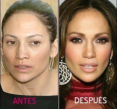 Los inconvenientes del maquillaje con aerógrafo 1