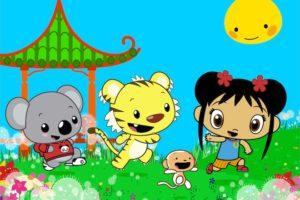 ¿Qué dibujos animados deben ver? 1