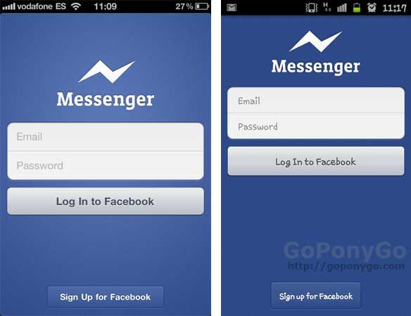 Cómo desactivar el chat de Facebook para Android