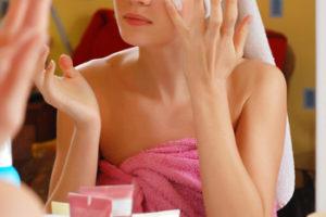 Maquillaje waterproof 4