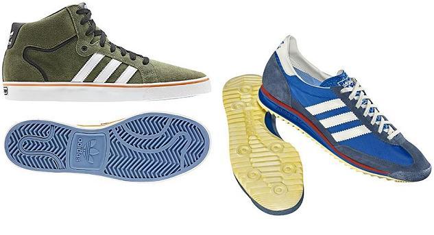 zapatillas viejas adidas