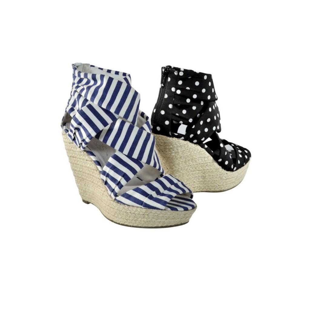 Sandalias estampadas de LaRedoute.es