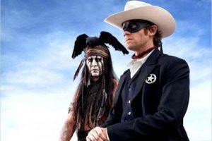 Johnny Depp revive el Western 1