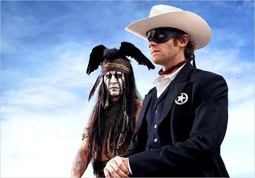 Johnny Depp revive el Western 1