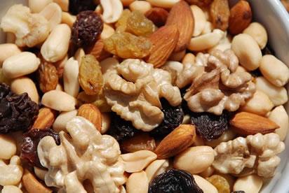 Frutos secos bajan el colesterol 1