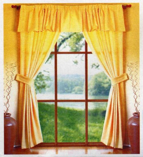 Tipos de plegado y formas de disponerlas iorigen - Formas de cortinas ...