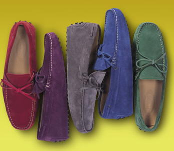 gran descuento f398b ef9ce 🥇 🥇 Zapatos hombre: mocasines de ante para el verano