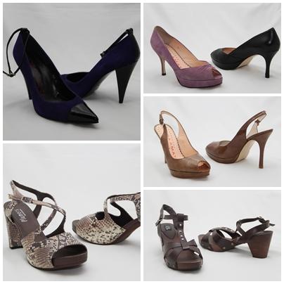 Zapatos de tacón en tallas grandes