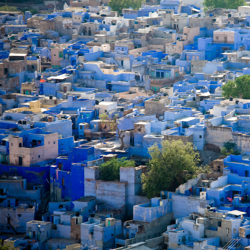Jodhpur, la ciudad azul 1