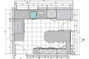 Cómo montar un kit de distribución para planificar la cocina 9