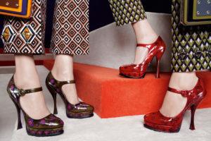 El nuevo calzado de Prada para el 2013 3