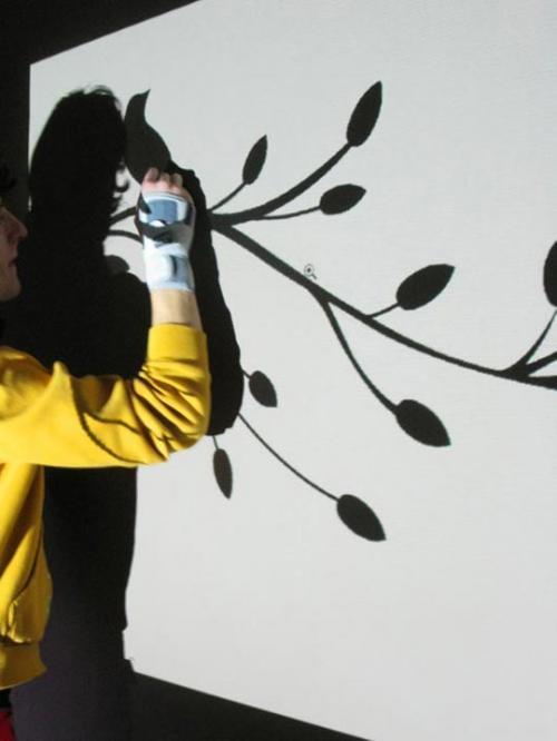 Pintar un mural en una pared 1