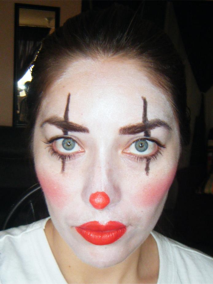 maquillaje de halloween mimo