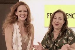 Carmen Machi y Ana Polvorosa se reencontraron en Fenómenos 2