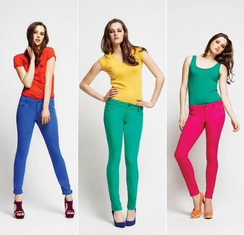 leggins de colores