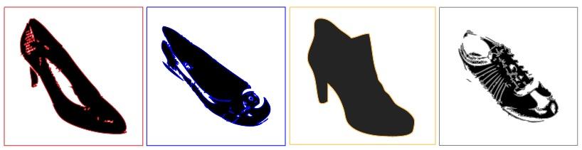 La comodidad en zapatos de talla grande 1