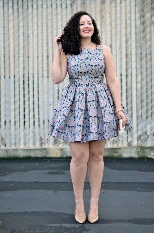 Ideas para vestirte esta primavera si eres gordita