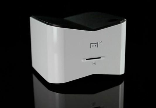 MiiPC el ordenador de sobremesa Android 1