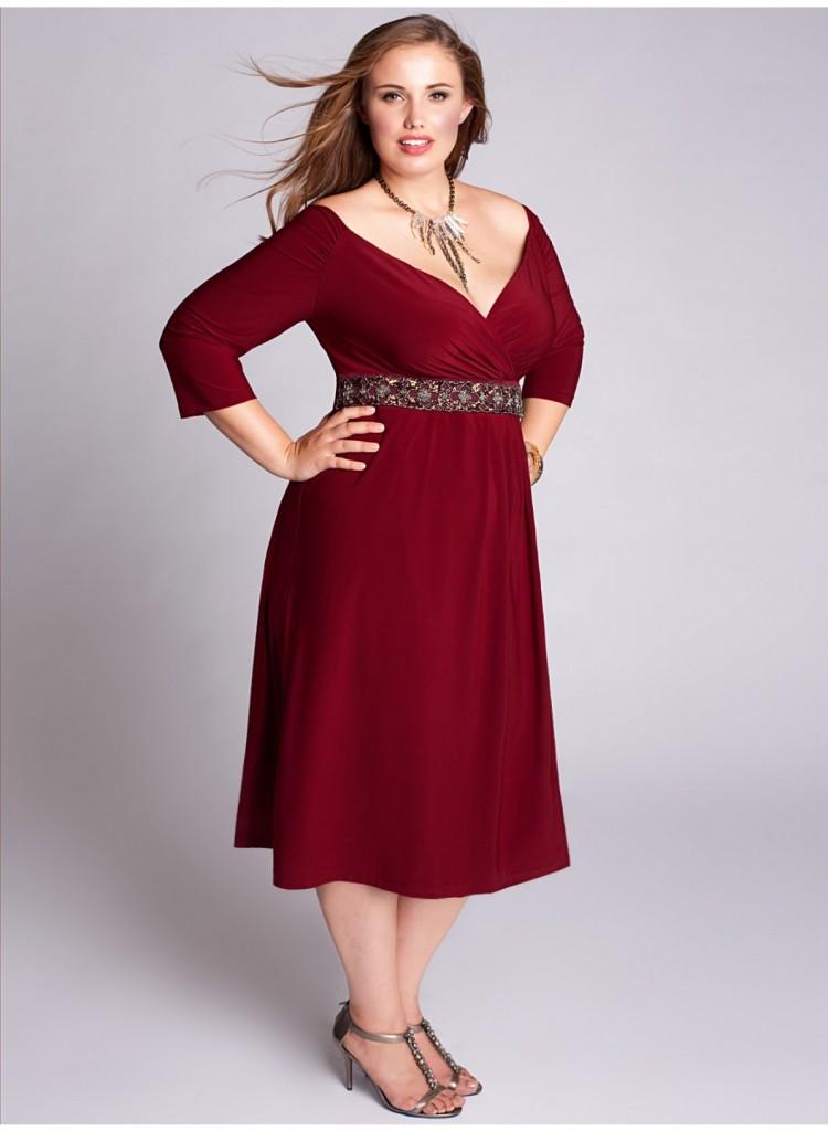 Vestidos ideales en tallas, descubriendo tu estilo