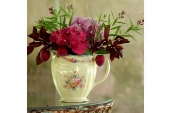 Aprender a decorar tu casa con flores y frutas