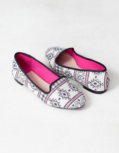 Slippers de Pull and Bear
