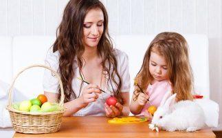 Ideas para decorar huevos de pascuas para el hogar 8