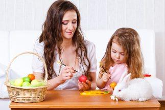 Ideas para decorar huevos de pascuas para el hogar 1