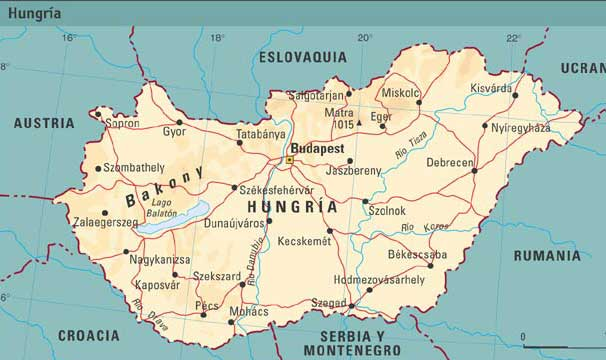Recetas Húngaras
