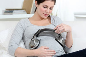 Vínculos en el embarazo, madre e hijo 6