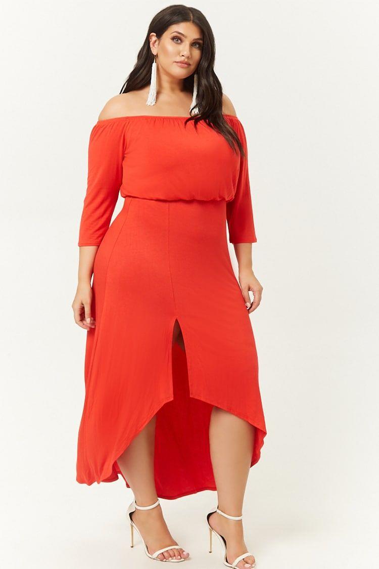 vestido invitada rojo