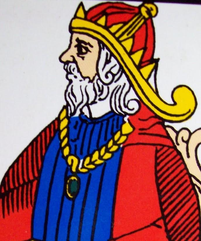 tirada de cartas del tarot