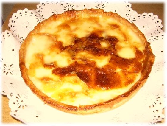 Tarta a la crema 1