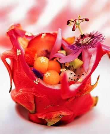 Obtén flores comestibles en tu vivero