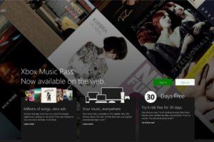 Finalmente, Xbox Music llega a la web 6